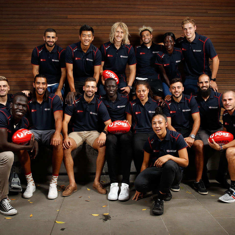Multicultural Player Ambassadors