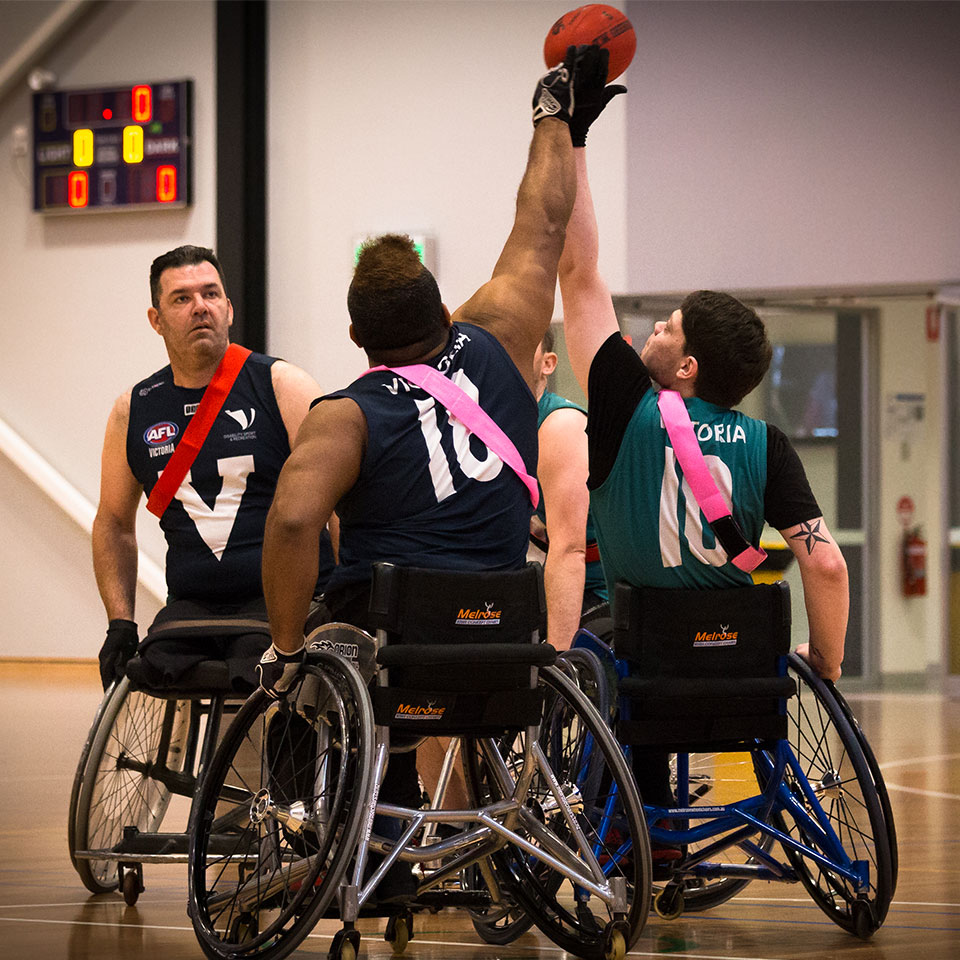 National Wheelchair Championships